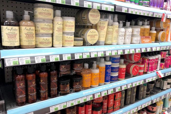 Best place to buy natural hair products: Have you paid attention to what's at Sally Beauty lately? Here are the beauty staples you should be picking up at Sally Beauty.   Slashed Beauty