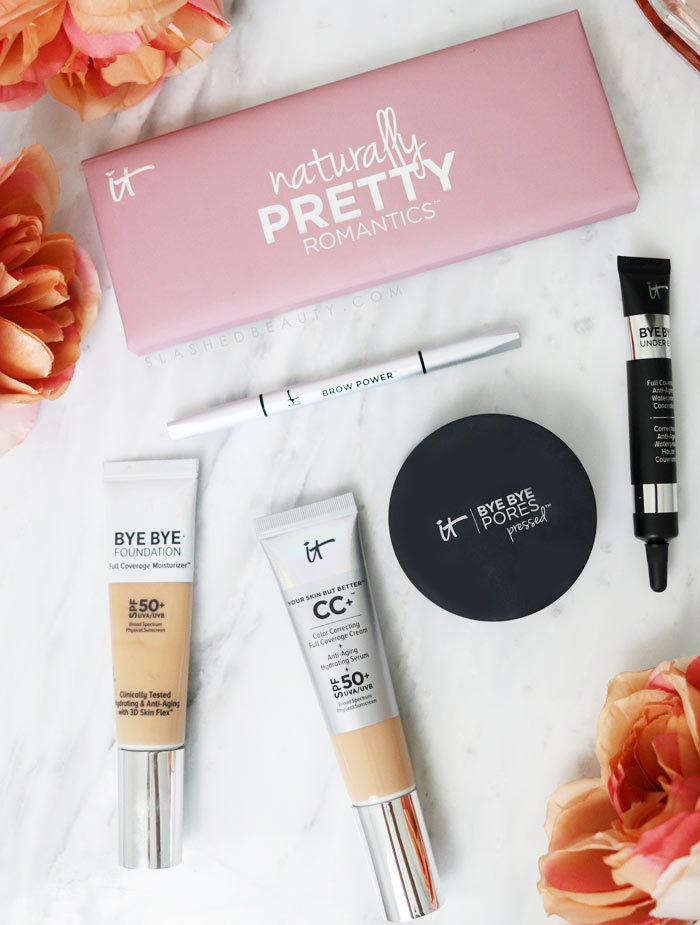 Curious about what the best makeup from It Cosmetics are? See my favorites that are worth the splurge. | Slashed Beauty