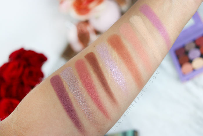 a2o Lab Love Child Eyeshadow Kit Review & Swatches: See the newest launch from Shop Miss A! | Slashed Beauty