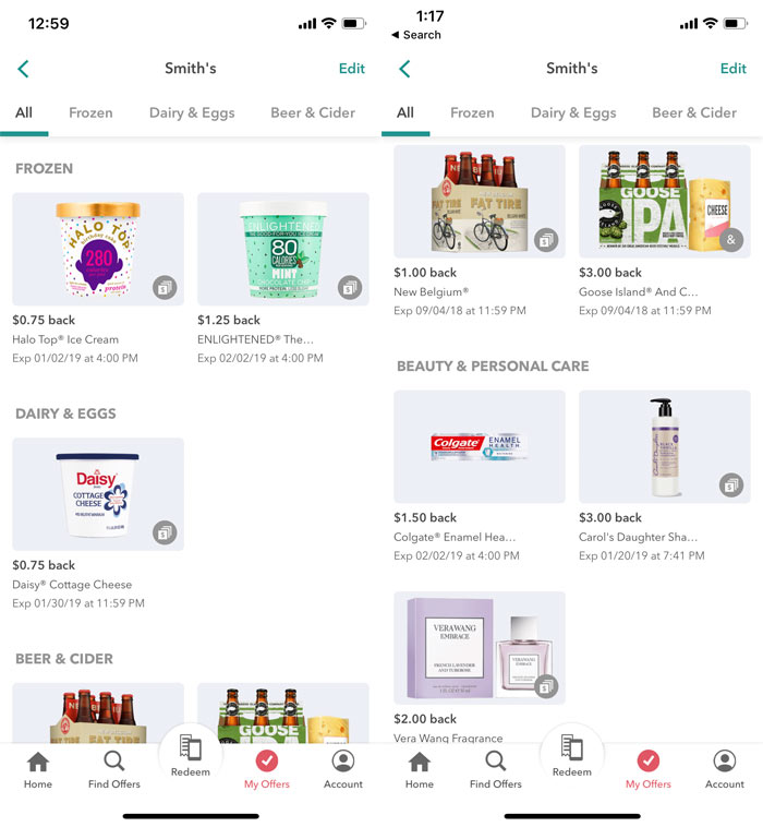 What is Ibotta and how does it save you money? Here's the scoop on how to use the app to get cash back on in-store purchases every time you do your regular shopping! | Slashed Beauty