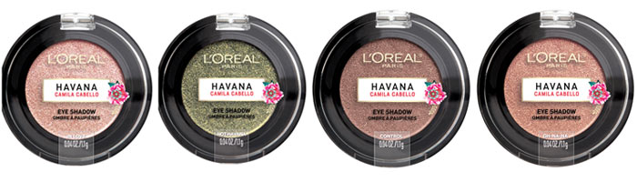 L'Oreal Havana x Camila Cabello Collection. See what new drugstore and beauty launches have released in July 2018! | Slashed Beauty