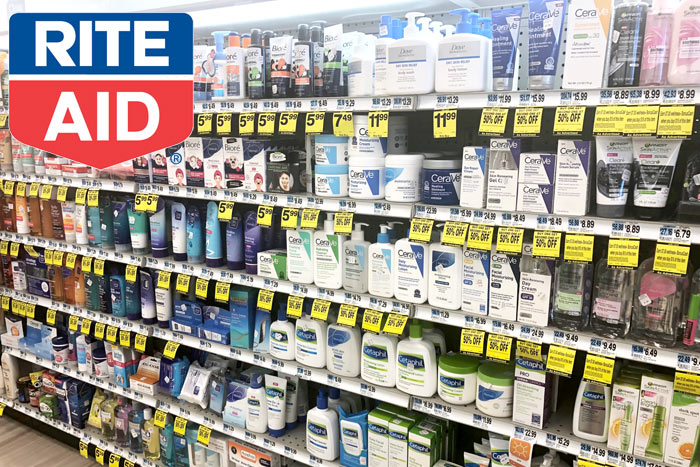 How does the Rite Aid Wellnes+ Rweards program work? CVS, Walgreens, Rite Aid or Ulta Beauty? Find out what is the best drugstore rewards program to get you the best beauty savings. | Slashed Beauty