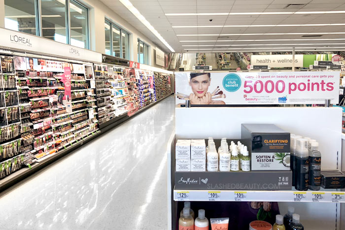 How does the Walgreens Balance Rewards program work? CVS, Walgreens, Rite Aid or Ulta Beauty? Find out what is the best drugstore rewards program to get you the best beauty savings. | Slashed Beauty