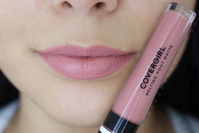 Melting Pout Matte Liquid Lipstick by Covergirl #4