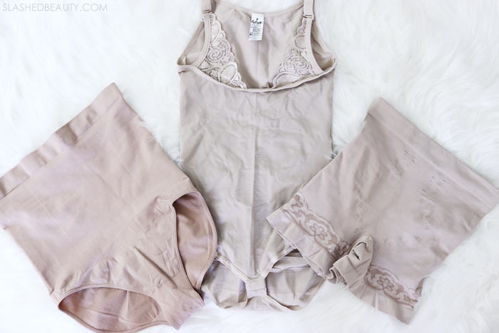 These shapewear must-haves are staples in my wardrobe when it comes to snug clothing and smooth silhouettes. Check out my favorite styles from Shapermint (Review) | Slashed Beauty