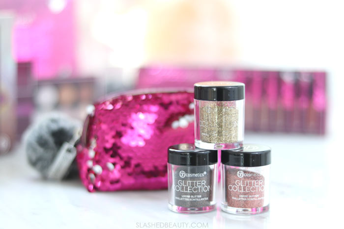 BH Cosmetics Royal Affair 3 Piece Glitter Set: BH Cosmetics Royal Affair Collection for 2018 Holidays | Slashed Beauty