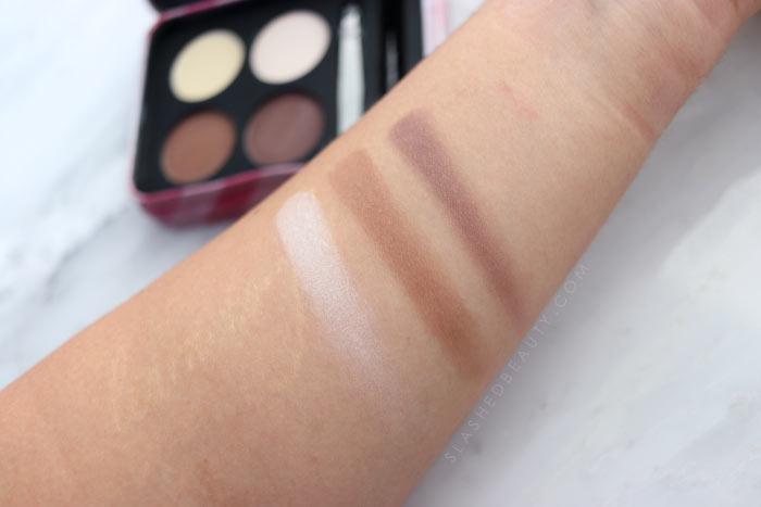 w7 Makeup Review: TJ Maxx Makeup Review: w7 Brow Parlour | Slashed Beauty