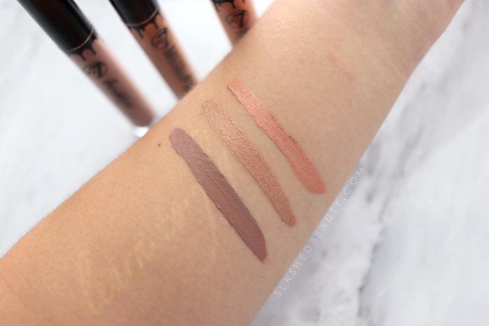 w7 Makeup Review: TJ Maxx Makeup Review: w7 Liquid Lipstick Kylie Dupe | Slashed Beauty