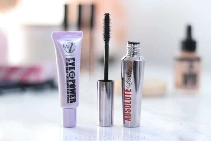 w7 Makeup Review: TJ Maxx Makeup Review: w7 Absolute Lashes Mascara | Slashed Beauty