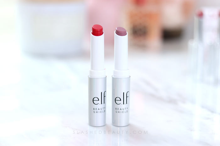 Beauty by Popsugar Gem Sticks Review & Swatches | e.l.f. makeup dupes | Slashed Beauty