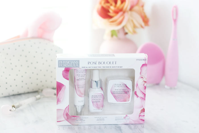 Physicians Formula Rosé Skin Care Set | Slashed Beauty