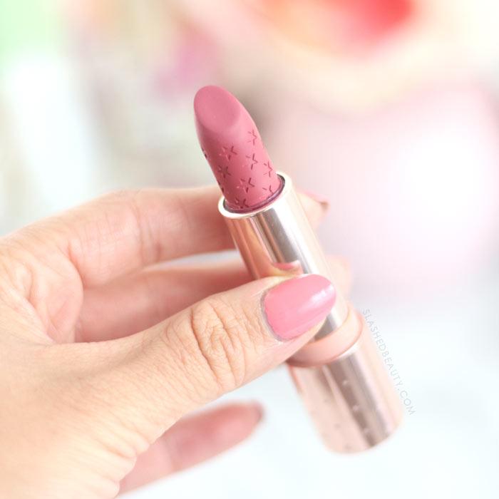 Recent ColourPop at Ulta Beauty Haul   ColourPop Blur Lux Lipstick in Mesmerize   Slashed Beauty