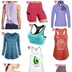 Functional & Cute Workout Clothes from Amazon Under $30 | Slashed Beauty
