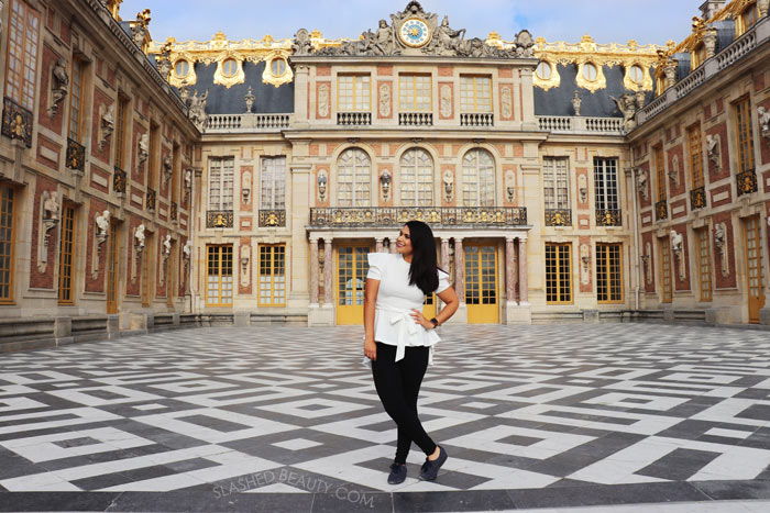 The Best 4 Days in Paris Itinerary: What to See in Paris & How to Do It in 4 Days | Palace of Versailles | Slashed Beauty