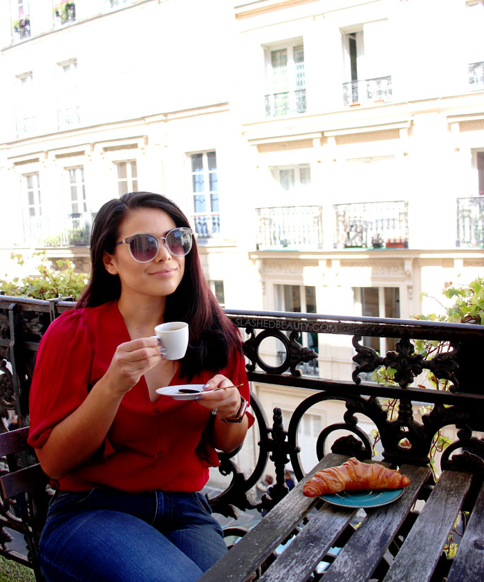 What to Wear in Paris in September: Vacation Outfits | Paris Vacation Outfit Ideas | Slashed Beauty