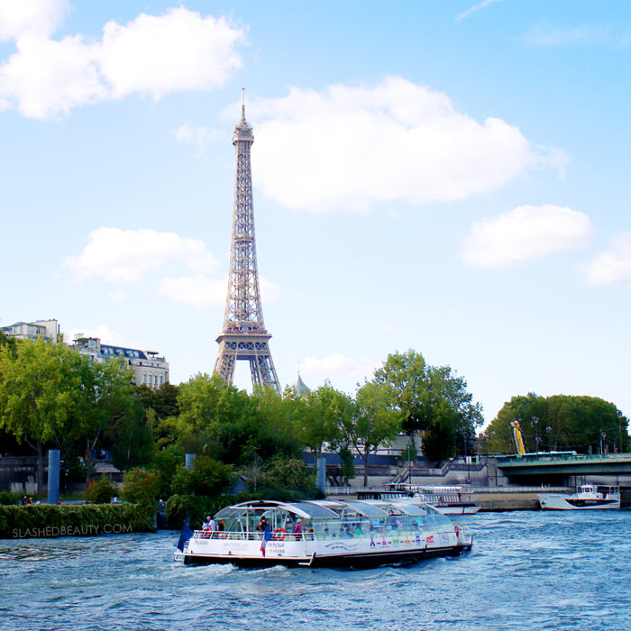 The Best 4 Days in Paris Itinerary: What to See in Paris & How to Do It in 4 Days | Best Seine River Tour, Is It Worth It? | Slashed Beauty