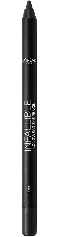 L'Oreal Infallible Longwear Eye Pencil | 5 Best Drugstore Eyeliners for Tightlining | Slashed Beauty