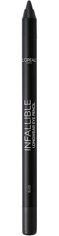 L'Oreal Infallible Longwear Eye Pencil | 5 Best Drugstore Eyeliners for Tightlining | Slashed Beauty