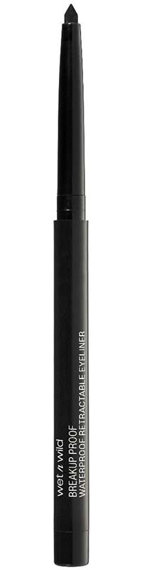wet n wild Breakup Proof Retractable Eyeliner | 5 Best Drugstore Eyeliners for Tightlining | Slashed Beauty