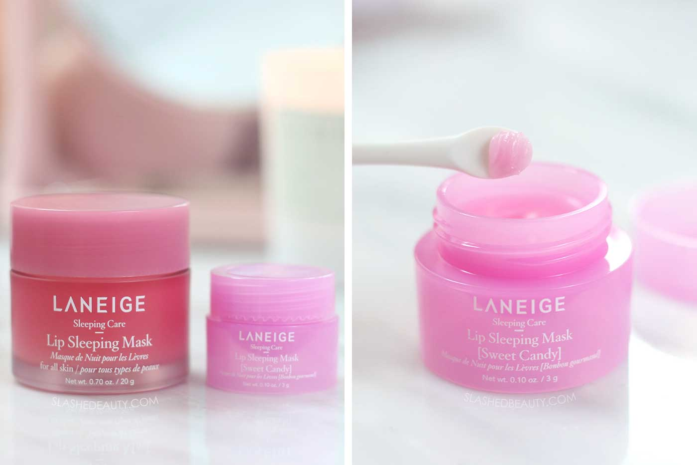 How to Get Rid of Chapped Lips for Good | Laneige Lip Sleeping Mask Review | Best Products for Chapped Lips | Slashed Beauty
