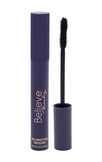 Believe Beauty Volumin'eyes Mascara | Best Everyday Drugstore Mascara | Slashed Beauty