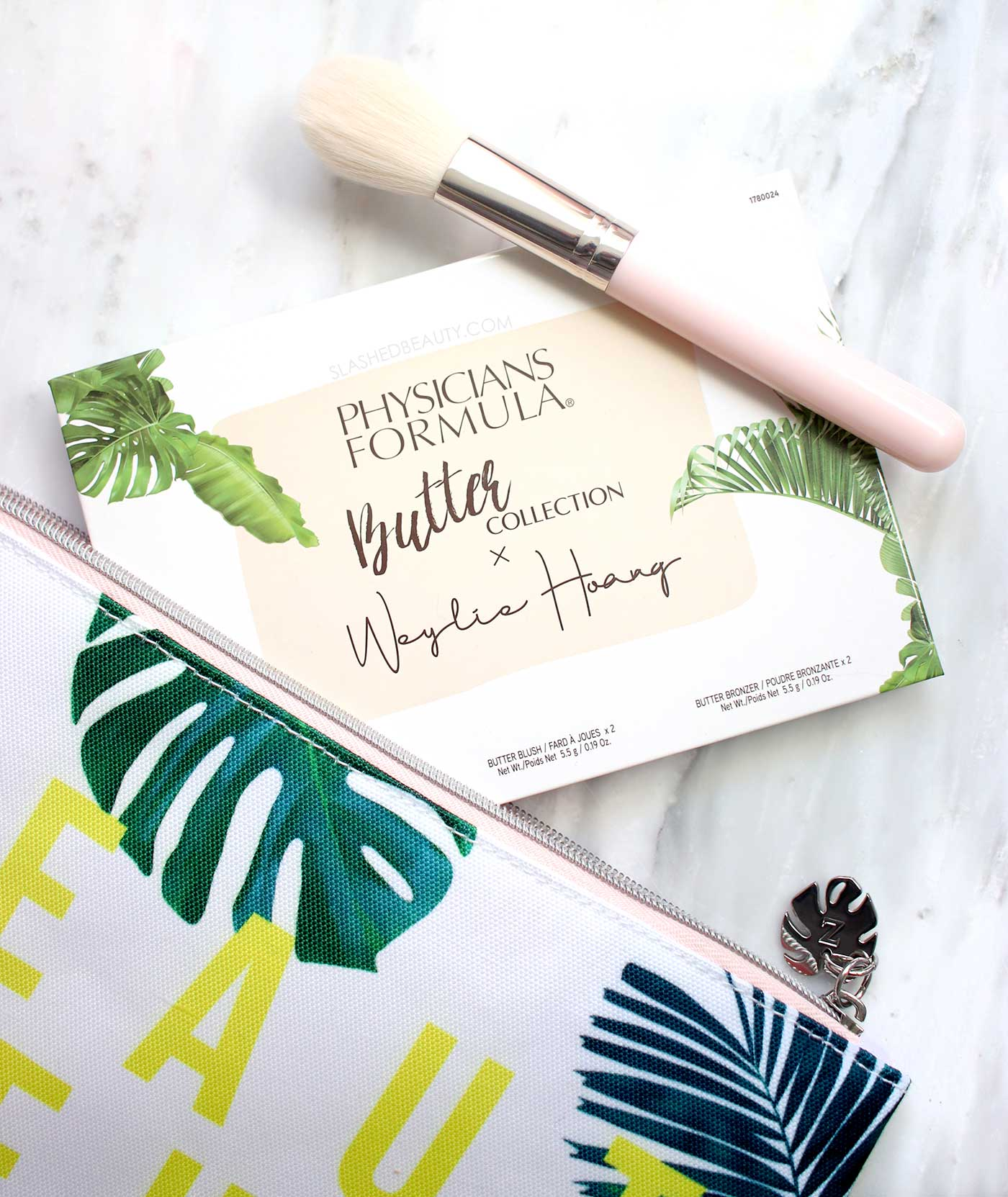 Physicians Formula Butter Collection x Weylie Hoang Palette Review & Swatches | Slashed Beauty
