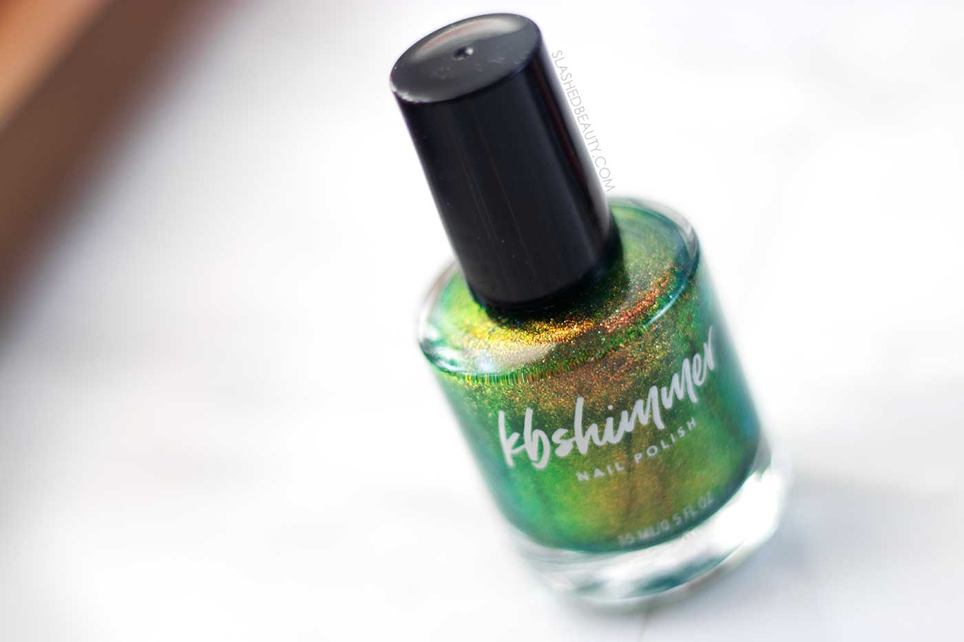 KBShimmer License to Chill Collection | Living The Hygge Life Nail Polish Shade | Slashed Beauty