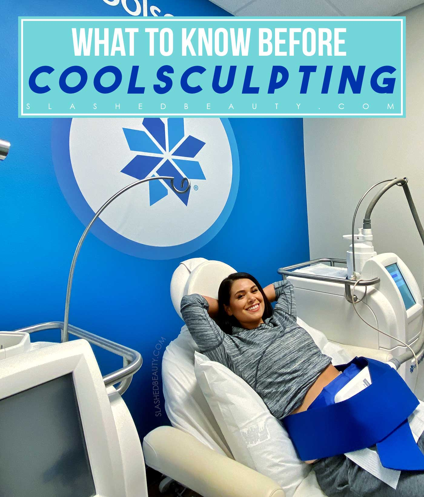 Does Coolsculpting Work? Before & Afters, How Much Does It Cost, How Long Does it Take? | Slashed Beauty
