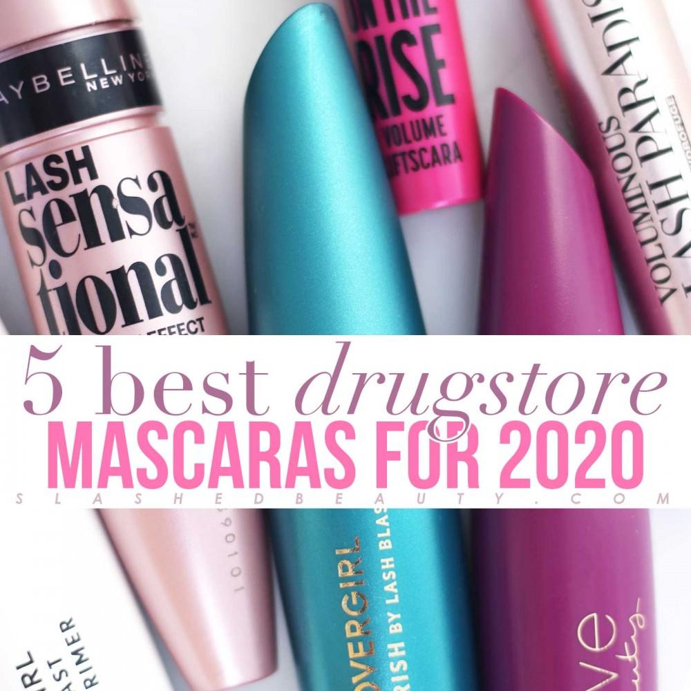 5 Best Drugstore Mascaras in 2020