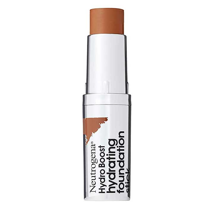 Neutrogena Hydro Boost Hydrating Foundation Stick | Best Drugstore Stick Makeup for a Quick Routine | Slashed Beauty