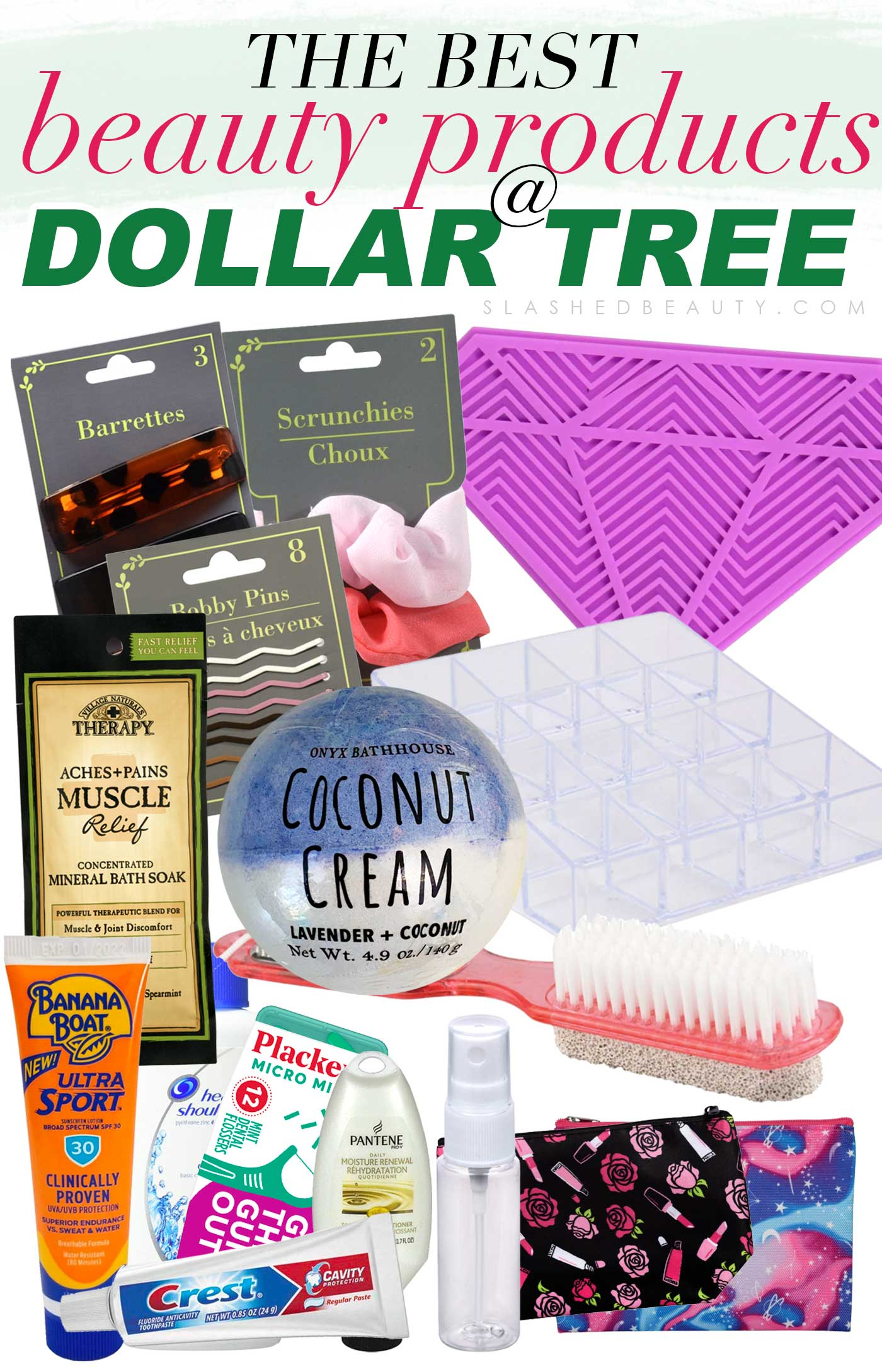 7 Best Dollar Tree Beauty Products to Start Buying ASAP | Slashed Beauty