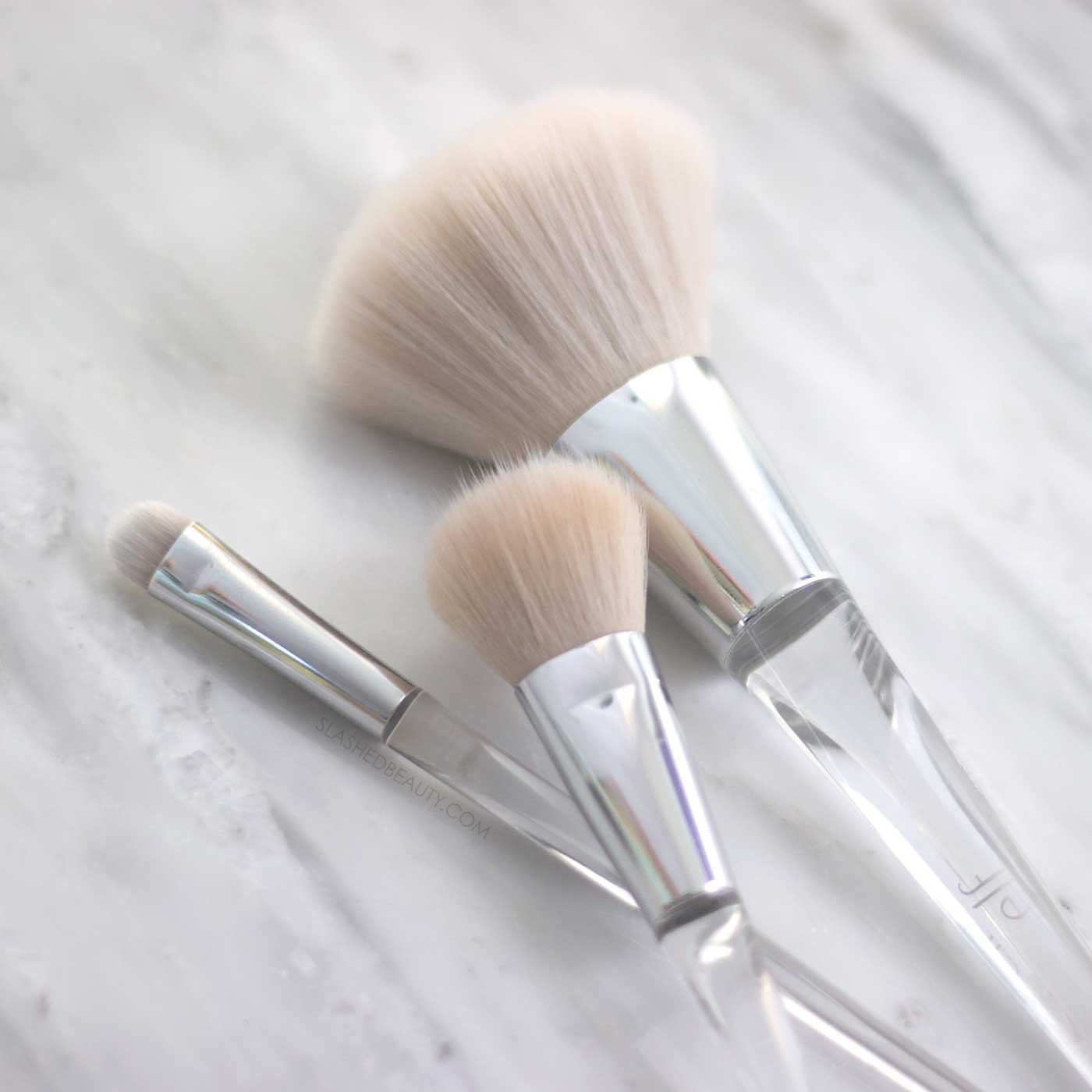 Best Makeup Brushes from e.l.f. - Precision Collection | The 4 Best Brands for Budget Makeup Brushes | Slashed Beauty