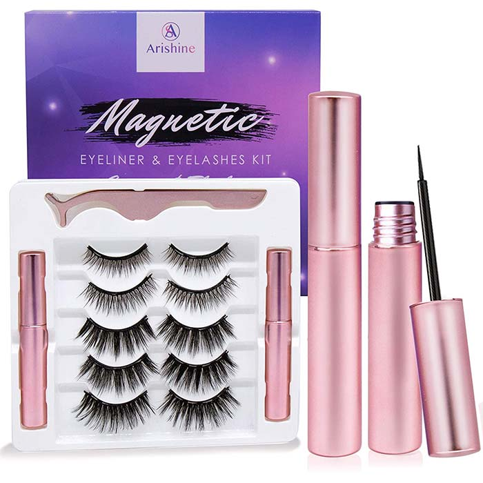 Best Magnetic Lashes and Liner on Amazon | Best Amazon Beauty Products | Slashed Beauty