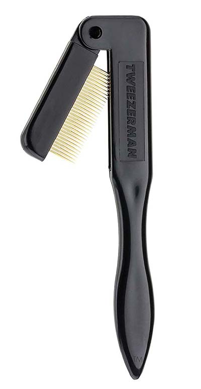 Tweezerman iLashComb Lash Comb | Best Amazon Beauty Products | Slashed Beauty