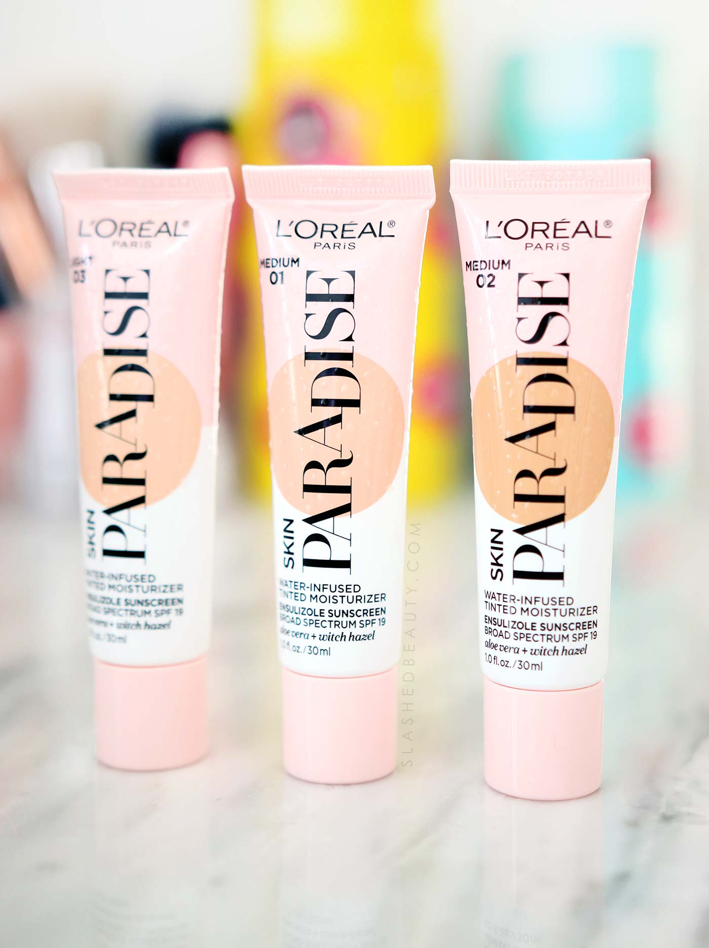 REVIEW: L'Oreal Skin Paradise Water Infused Tinted Moisturizer for Combo Skin   Slashed Beauty