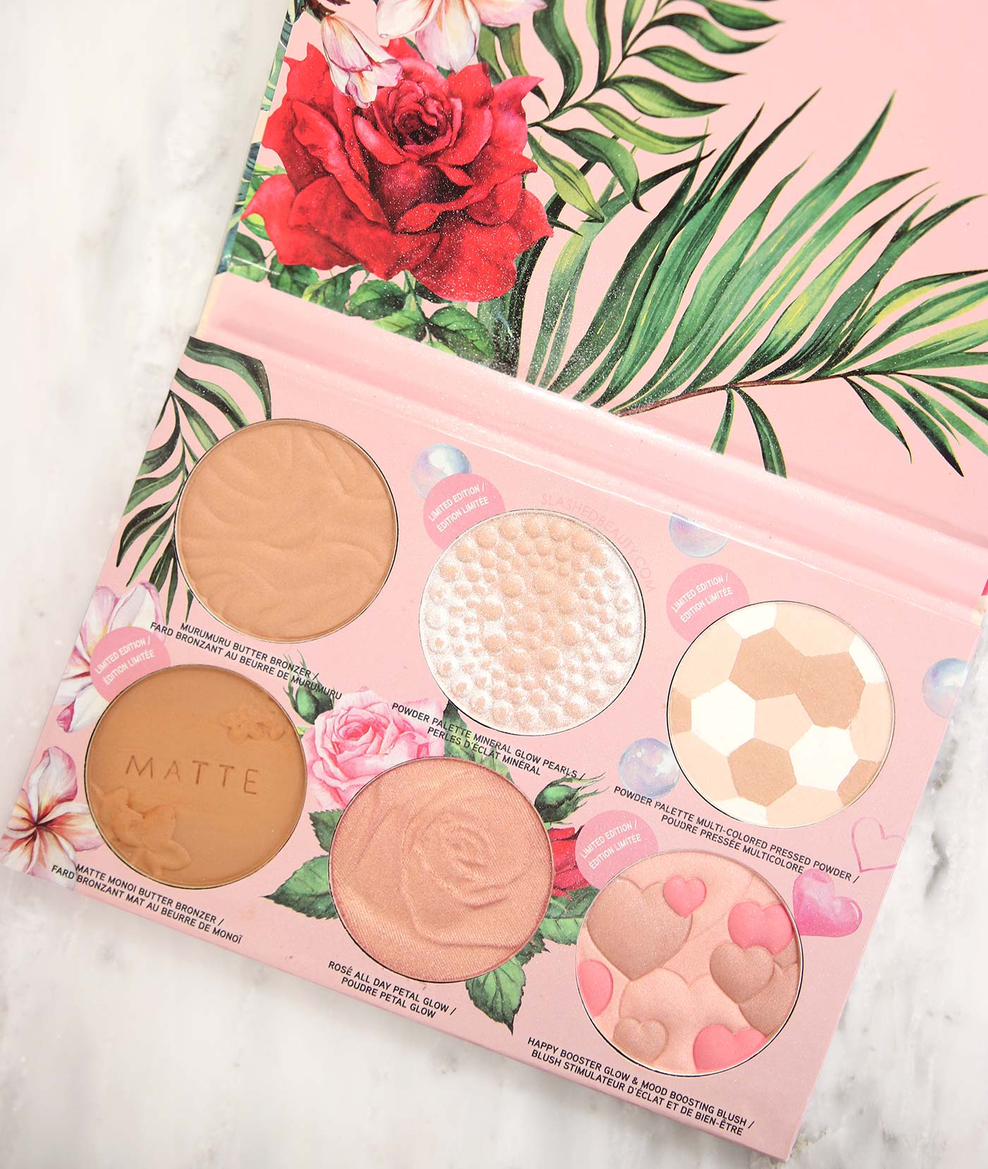 Physicians Formula All-Star Face Palette Review | Slashed Beauty