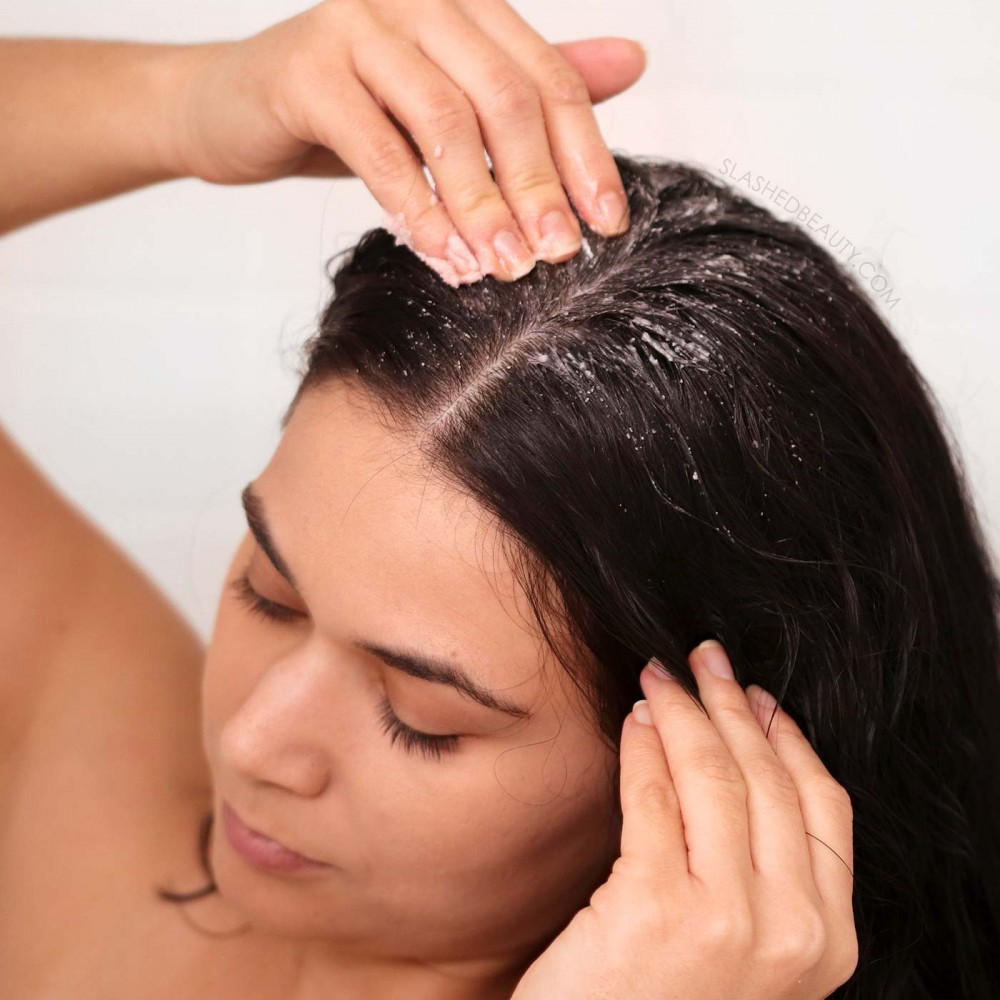 My Scalp Care Routine for Dandruff, Smelly Hair and Dry Scalp