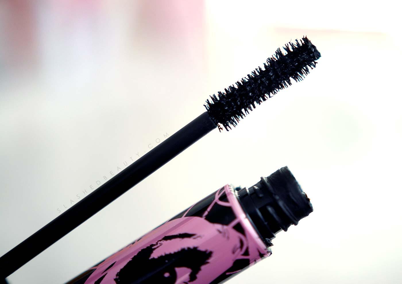 Flower Beauty Warrior Princess Mascara Brush   New Pick for Best Drugstore Mascara   Slashed Beauty