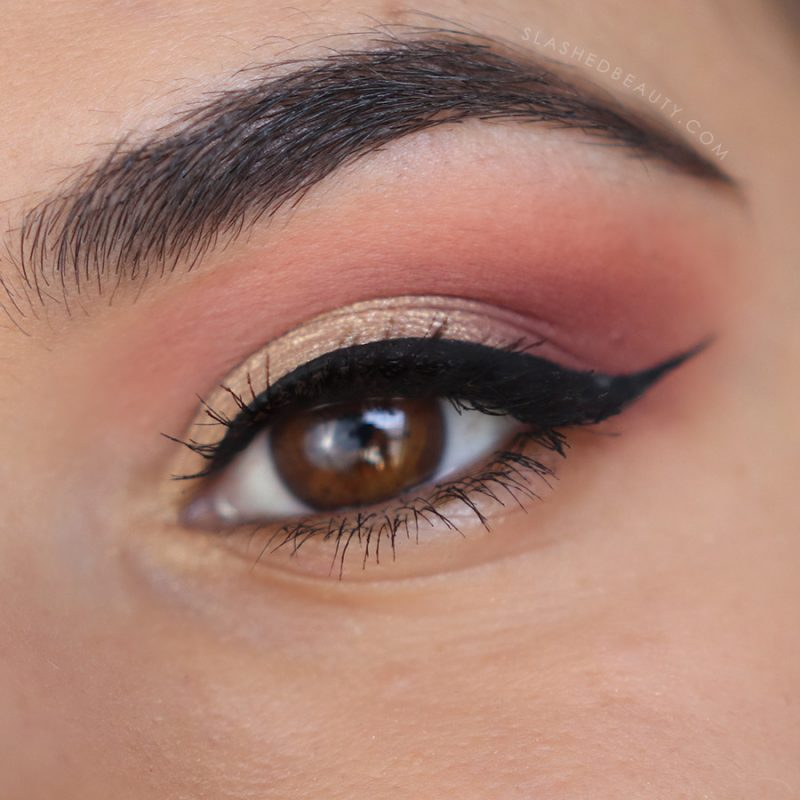 Basic Eyeshadow Application for Makeup Beginners Tutorial
