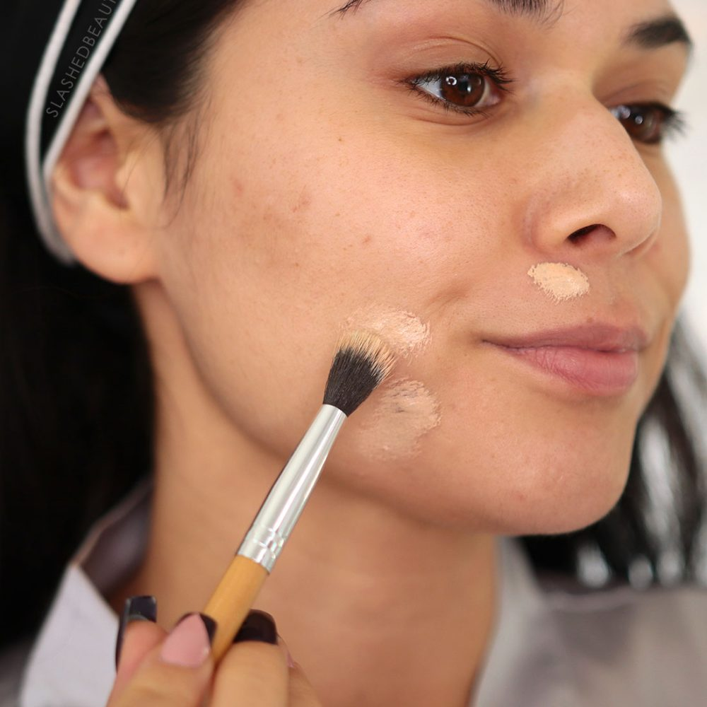 How to Color Correct: Best Drugstore Makeup to Cover Acne
