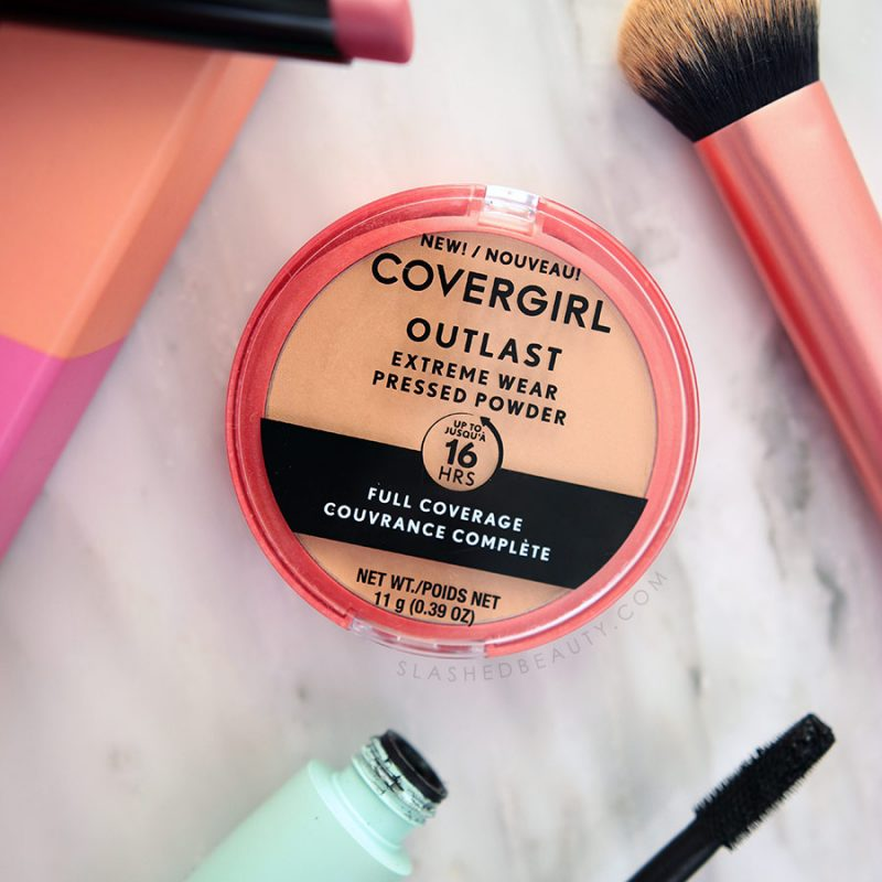 Covergirl Outlast Extreme Wear Pressed Powder: What Exactly Is It?