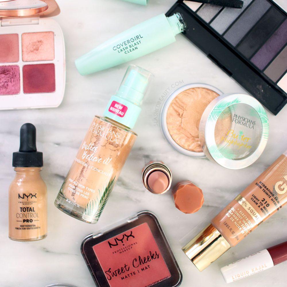 My 5 Favorite Cruelty Free Drugstore Makeup Brands