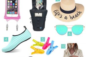 10 Beach Vacation Must Haves from Amazon